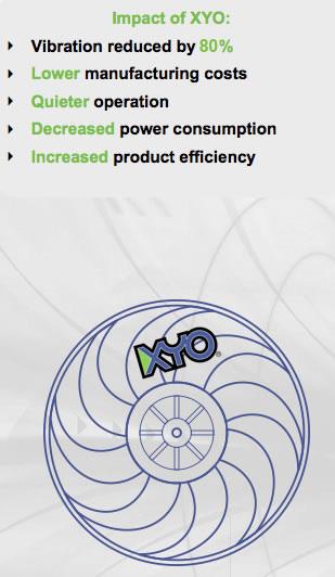 Engine Fan Balancing Results