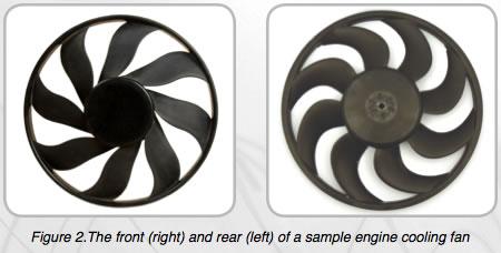 Engine Fan Blades