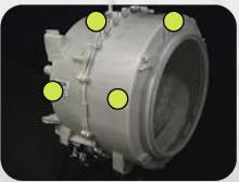 Washer Drum
